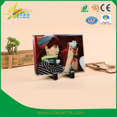宁波Hot Transfer Printing Machine Manufacturer Direct Selling Hot Transfer Printing High-grade Jade White Glass Painting Individual DIY Frame Crafts Hot Transfer BY36 Wholesale